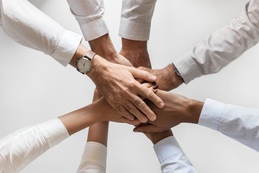 Cultivating business relationships